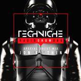 TRS086 Techniche Radioshow: Jon E. Thin Guest Mix