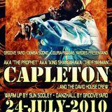 CAPLETON - GENOVA - 27/07/2010