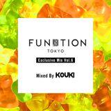 FUNKTION TOKYO Exclusive Mix Vol.6 By DJ KOUKI
