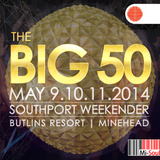 Mi-Soul @ Southport Weekender 50:Friday-Melvo Baptiste