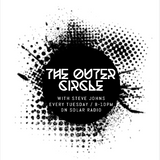 The Outer Circle with Steve Johns broadcast on Solar Radio Tues 16th July, 8-10pm