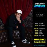 Spectrum Radio - 234 - DJ Aryan