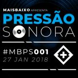 Pressão Sonora - 27-01-2018
