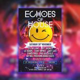 Terry Haynes presents #93 'Echoes Of House Warm Up - VuVu 26.11.16'