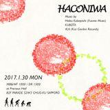 Live at HACONIWA 2017-01-20