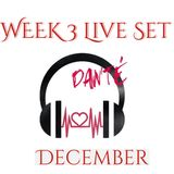 BEST OF DECEMBER LIVE SET 3