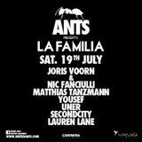 Nic Fanciulli b2b Joris Voorn - Live @ Ushuaia Beach Club Ibiza (Spain) 2014.07.19.