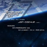 Artelized Visions 014 (February 2015) with guest Jon Cockle on DI FM