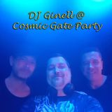 DJ Ginell @  Cosmic Gate Party Zurich 16.12.2017