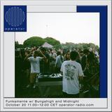 Funkamente w/ Bungahigh and Midnight - 20th October 2018
