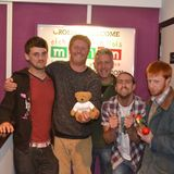 Steve Blackstone Show 02.07.13 with Chemical Town in session