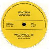 Montreal Discomix - Relo Dance 2 (1985)