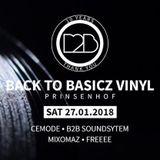 Mixomaz @ Back to Basicz - Vinyl classics