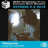 Telequanta - 2018 WKDU Electronic Music Marathon