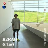 The Specialists with K2rah and guest Tari - 23.09.19 -FOUNDATION FM