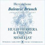 Balearic Brunch at Herringbone - La Jolla, CA (2014-01-26)