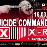 DJ NEGATIVE - Live at P!PL club (Moscow) after X-RX & SUICIDE COMMANDO gigs!