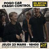 Béton Session avec Pogo Car Crash Control