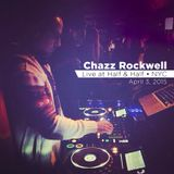 Chazz Rockwell - Live at Half & Half, NYC - Fri. April 3, 2015
