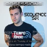 ObSessions Episode 174 (GuestMix Sequence Six) By Pacific Project