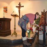 De Katholieke Ket: Lize De Bie - het Sint-Jansziekenhuis als tweede thuis