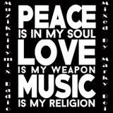 Marky Boi - Muzikcitymix Radio - Peace - Love - Music