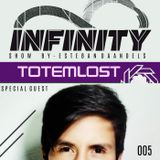INFINITY SHOW #005 - TOTEMLOST