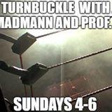 Off the Turnbuckle  on Redline Radio 4 22 18
