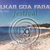 JIS - live >> Balkan Goa Fanatics@Sea Edition 2017