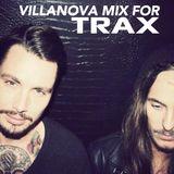 Mix for Trax by Villanova - From mix.dj