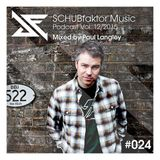 Podcast Vol. 12/2015 - Mixed by Paul Langley