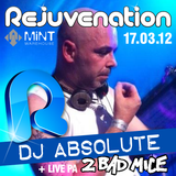 DJ Absolute - REJUVENATION Promo mix 17.03.12