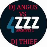 DJ ANGUS VS DJ THIEF 4ZZZ ARCHIVES 1 [DJ ANGUS] SIDE A