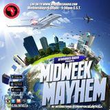 MIDWEEK MAYHEM W/ SILENTKILLA LIVE ON AFROVIBESRADIO.COM  09.26.18