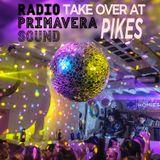 Homies - Homies x Radio Primavera Sound at Pikes