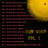 JAH BILLAH DUB HOUR VOL 1