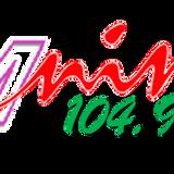 Radio Nina FM 104.9 Mhz Santiago de Chile - 21 Abril 1997 (1B4) Tropi-Mix
