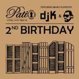 Patio 2nd Birthday Party (DJK & EKKO B2B) part 1