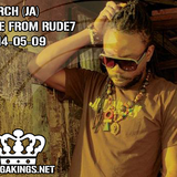 """Torch """"The Evaburnin' Flame"""" Live from Rude7, MA/Germany (recorded by Raggakings.net on 2014-05-09)"""