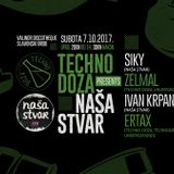Ertax @ Techno Doza Live w/ Naša Stvar
