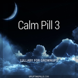 Calm Pill 3 - Lullaby for Grownups (First Half)