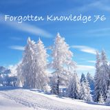 DJ Future Underground - Forgotten Knowledge vol 76