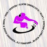 DJTomFunk HipHop and Caravans Mix