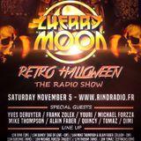Cherry Moon Rétro Halloween DJ C.ced 05-11-2016 145 bpm Rind Radio