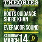 Dub Theories Session @ Cosies - Shere Khan , Roots Guidance & Evermoor Sound
