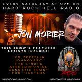 Jon Morter on Hard Rock Hell Radio - The Jon Factor - 20th October 2018