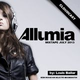 Allumia Mixtape July 2013 by Louis Bailar