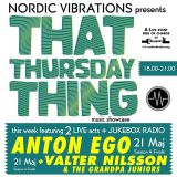 That Thursday Thing feat. Anton Ego + Valter Nilsson & The Grandpa Juniors