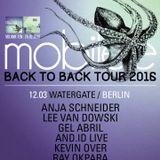 Lee Van Dowski - Live @ Mobilee B2B Tour, Watergate Club (Berlin, DE) - 12.03.2016