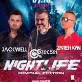 Akropolis Live 2016.07.16. DJ Szecsei, Rick Raven, Jackwell, Zarehkan